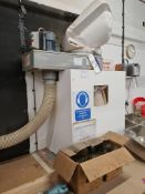 JPS Bench Top Dust Extraction Unit, with flexible