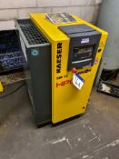 Kaeser HPC SM12 Sigma Packaged Air Compressor, ser