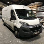 Citroen Relay 35 L3 2.2 HDi H2 Enterprise Van 130p