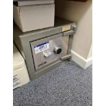 Chubb Steel Combination Security Safe, serial no.