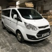 Ford Tourneo Custom 2.0 TDCi 130ps Titanium Low Ro