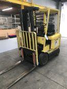 Hyster E2.50XM Electric Forklift Truck, registrati