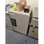 Chubb Steel Security Safe, serial no. M2 3H 89 004