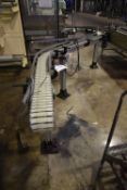 Rexroth VF160 150mm wide Plastic Slat Conveyor, ap
