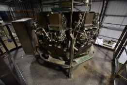Ward Bekker MTO 816 EIGHT HEAD MULTI-HEAD WEIGHER,