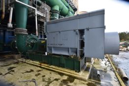 Warman 700GSL CENTRIFUGAL PUMP, approx. 800mm dia. delivery, with ABB AMB 630 LC 16 ABA C 530kW