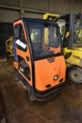 Bradshaw Electric FREDDY MODEL T6AC ELECTRIC TUG, serial no. 60579, year of manufacture 2008,