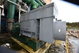 Warman 700GSL CENTRIFUGAL PUMP, approx. 800mm dia. delivery, size 700, design capacity 2691