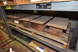12 Box Filters, 8.½in. x 8.½in. x 8.½in. (84-23-065/ Bay 5) (please note this lot is part of