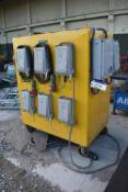 Bolt Heating Equipment 30kVA Mobile Transformer Unit, 415V.3.PH supply, output 110V.S.PHPlease
