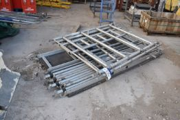Alloy Scaffold Tower Components, as set outPlease read the following important notes:-Removal of