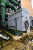 Warman 700GSL CENTRIFUGAL PUMP, design capacity 2694 litres/ second, with ABB AMB 630 LC 16 ABA 0