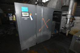 Atlas Copco ZE3L Package Air Compressor, serial no. APF.132818, year of manufacture 2008Please