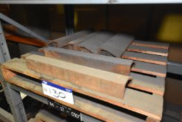 Six Side Pieces 113 Steel Side Piece 113-Side Lower (84-17-010/ Bay 4) (please note this lot is part