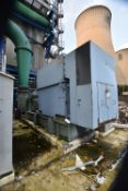 Warman 700TV/88L CENTRIFUGAL PUMP, serial no. WP36339, year of manufacture 2006, flow of 9700m³/