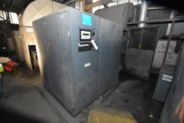 Atlas Copco ZE90 Package Air Compressor, serial no. AIF.046709, year of manufacture 1998Please