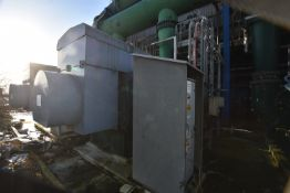 Warman TY700GSL CENTRIFUGAL PUMP, 2694 litres/ second, with ABB AMB 630 LC 16 ABA C 530kW electric