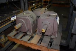 Three ESR 35 Gearboxes/ Motor Units, 3.78: 1 ratio MS-MP004 (please note this lot is part of