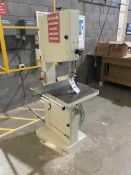 SCM Minimax S45N Vertical Bandsaw, serial no. KK/083893, year of manufacture 2006