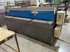 Waltons WPG 2500/3 Guillotine, serial no. 6126/2, year of manufacture 2004