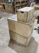 Five MDF Workstands