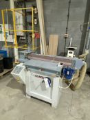 Volpato LVO 120 Horizontal Drawer Sander, serial no. VO774, year of manufacture 2007