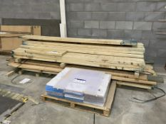 Approx. 50 cu ft of Softwood Timber