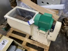 Simon Barron LE COQ ROTARY BRUSH SCREEN (understood to be reconditioned)(lot located at Gold Line