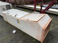 Torit DCE UMA100HK3 Dust Filter Unit, serial no. 682665, year of manufacture 2002, 252kg(lot