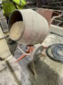 Belle Electric Cement Mixer, with
