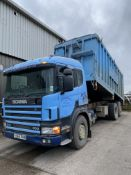 Scania 94D 300 6x2 BULK TIPPER TRUCK, registration no. Y664 PNH, date first registered 29/06/01,