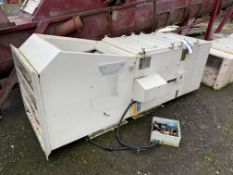 Torit DCE UMA150STUK3 Dust Unit, serial no. 682666, year of manufacture 2002, with sack tip