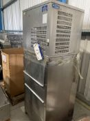 Ziegra 2BE350 Ice Maker, with insulated cabinet, a