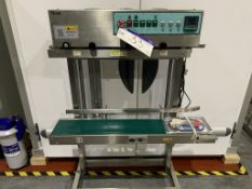 FRM-1100BL Plastic Bag Sealing Machine, approx. 1.