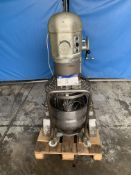 Hobart H600 60 Quart Mixer, with paddle and whisk,