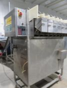 Newtec 2009/VB400CC Nine Head Weigher, overall dim