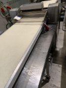 Rondo Sheeter, approx. 56cm wide belt, 3.4m x 1.2m