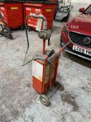 Baelz Paramount Mobile Petrol Bowser