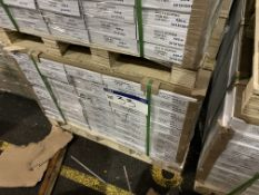 50 Boxes of SPC Flooring Grey Click System Laminat