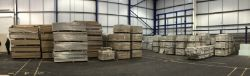 Surplus Unused Building Materials, Property Refurbishment Products, Sanitary Ware, Floor & Wall Coverings (Cost Value in Excess of £350,000)