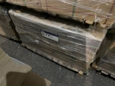 40 Boxes of Grey Rustic Floor Tiles, 600mm x 600mm