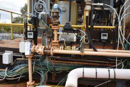 Two Drager Polytron Bromine Gas Detectors(please