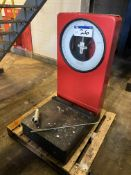 Accurate Weight 100kg Dial Indicating Platform Sca