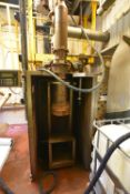 Process Systems Stainless Steel Bag Filling Unit,