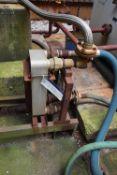 Sondex Breeze Plate Heat Exchanger, with circulati