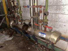Steam Manifold Unit(please note - all lots will b