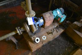 Durco Centrifugal Pump(please note - all lots wil