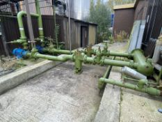 Two Centrifugal Pumps with 30kW Electric Motor(pl