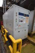 ICS/ MTA/ TAE EVO 602 Twin Fan Chiller, serial no.