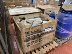 Three Box Pallets of Ceramic Structured Packaging
